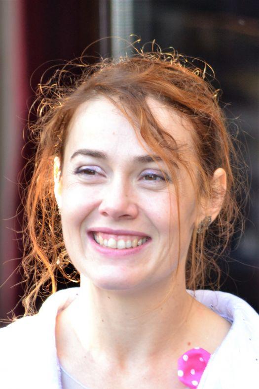 Marie Miannay, enseignante en Français, latin et grec